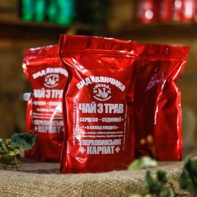 Tea «Sertsevo-sudynnyy»