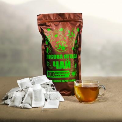 Чай «Лісова Ягода» пакетований - 100 шт.